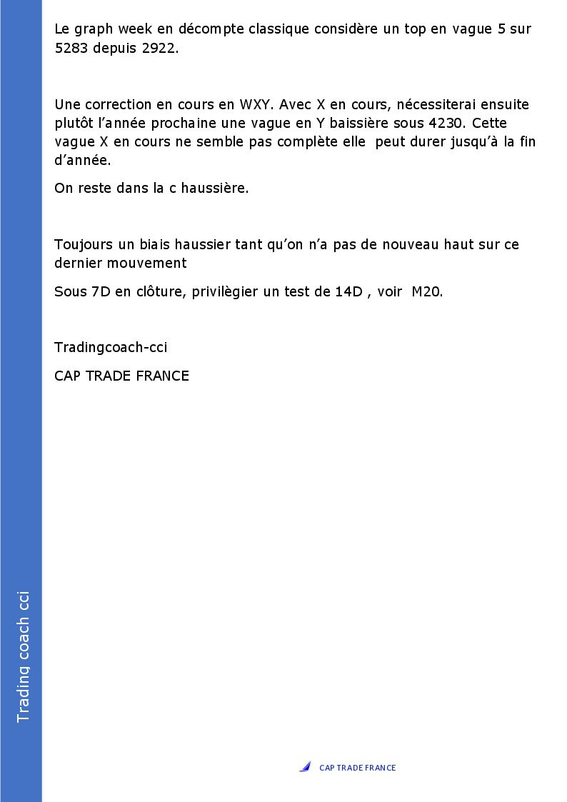 Analyse hebdomadaire semaine 45 page 2